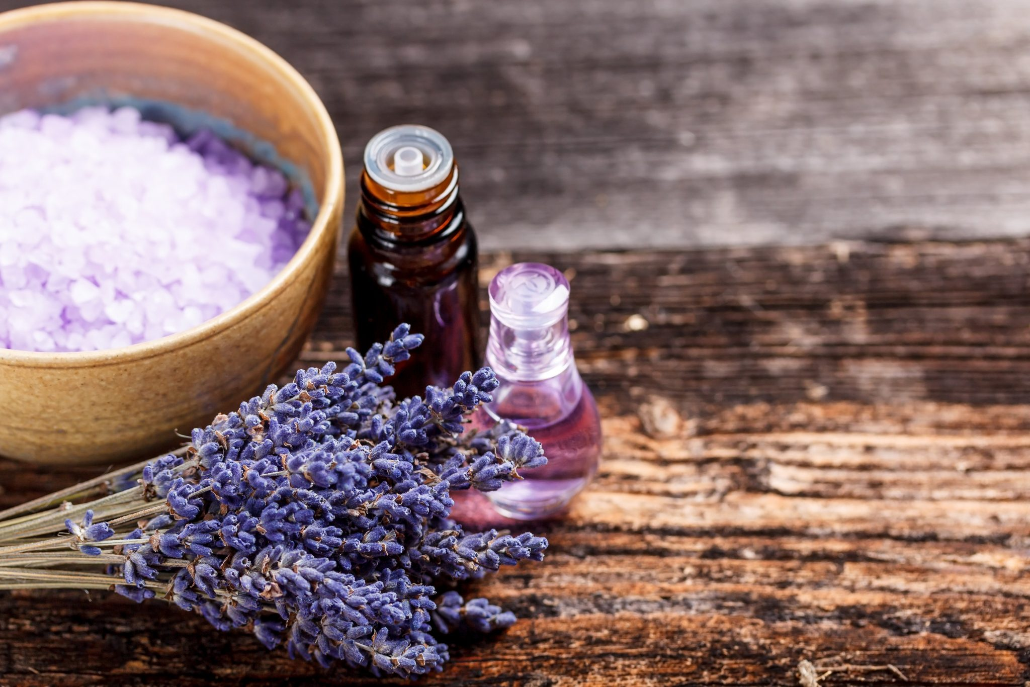Natural Cleaning Lavender Oil