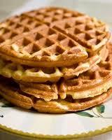Apple Waffles, Fresh Vegetable Frittata & Berry Burst Smoothie for Meatless Easter Monday Brunch!