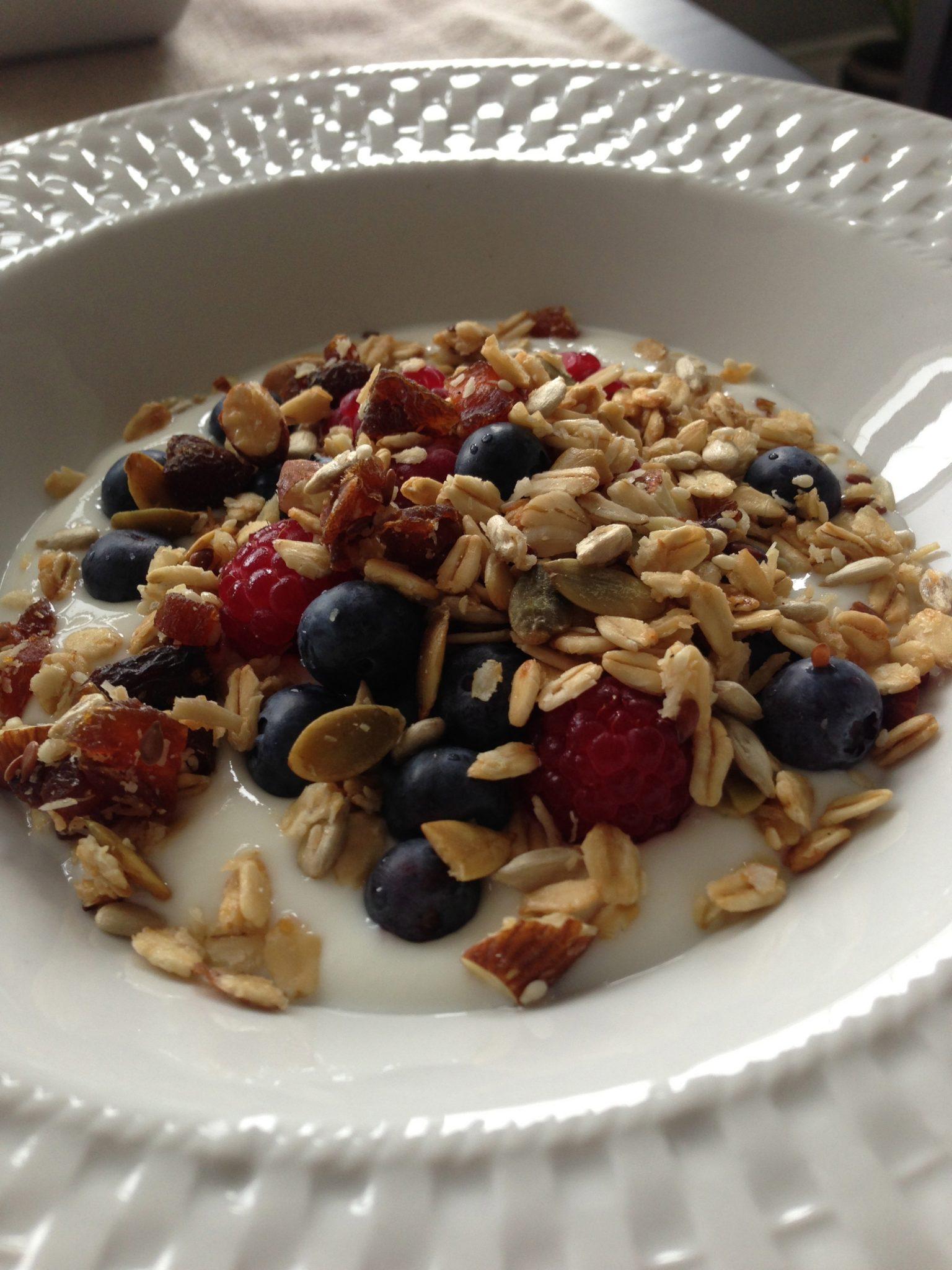 Gluten Free Recipes! Apricot Granola and (flour free ...
