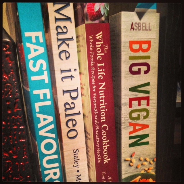 A Sneak Peek into My Library….