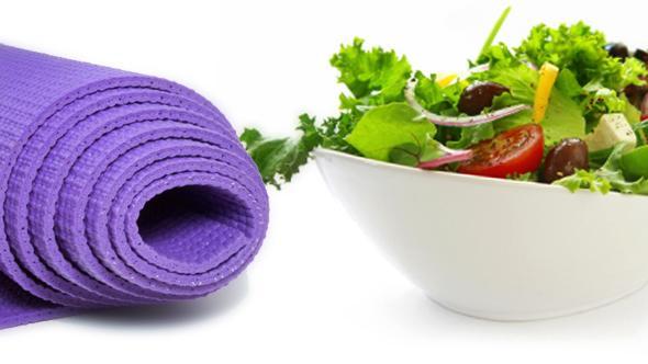 3 Week Holistic Nutrition & Yoga Program. Sign Up NOW!