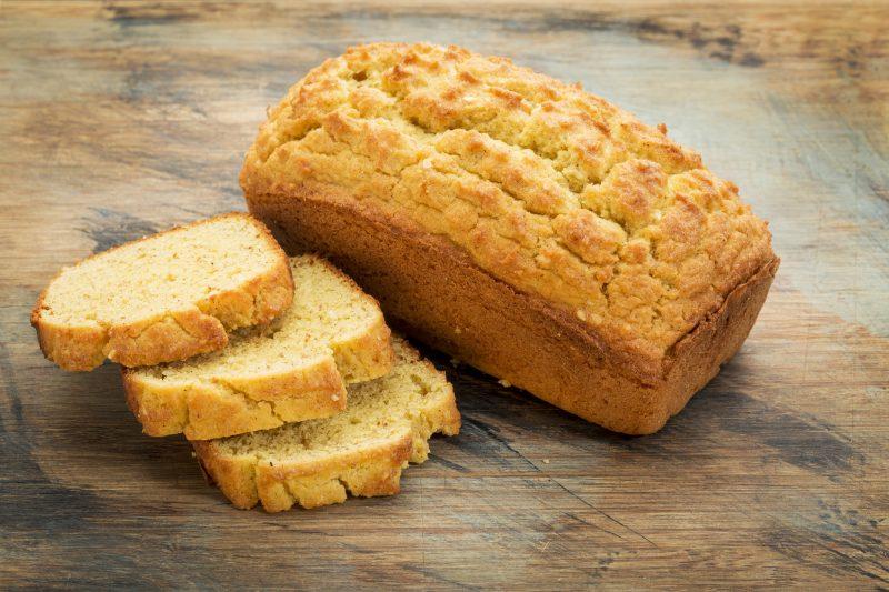 Paleo Bread- No Grains or Gluten Here!