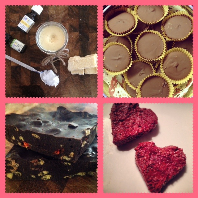 Valentines Day Treats for Your Sweetheart