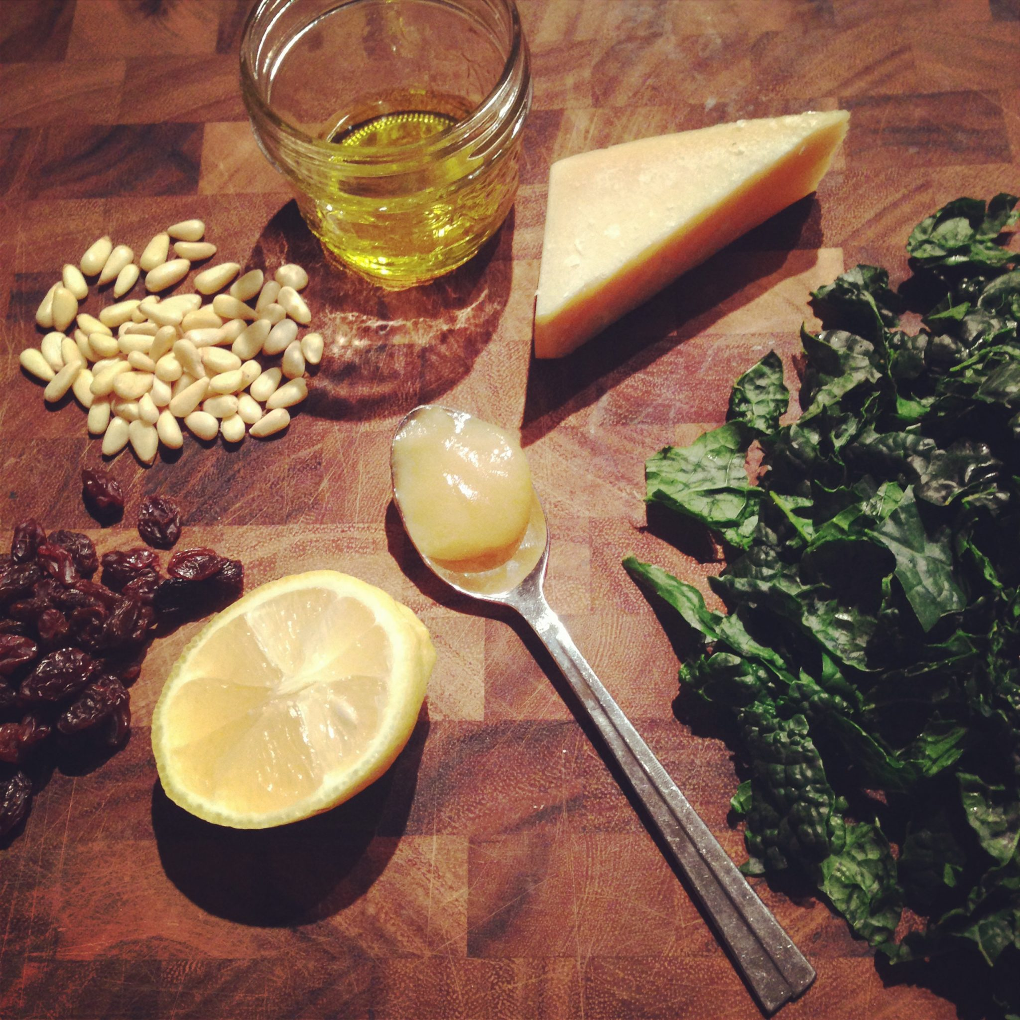 The Best Kale Salad You'll Ever Have!