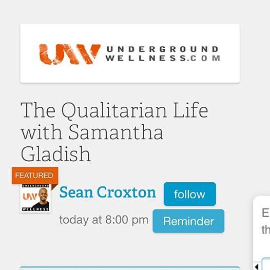 Underground Wellness Podcast
