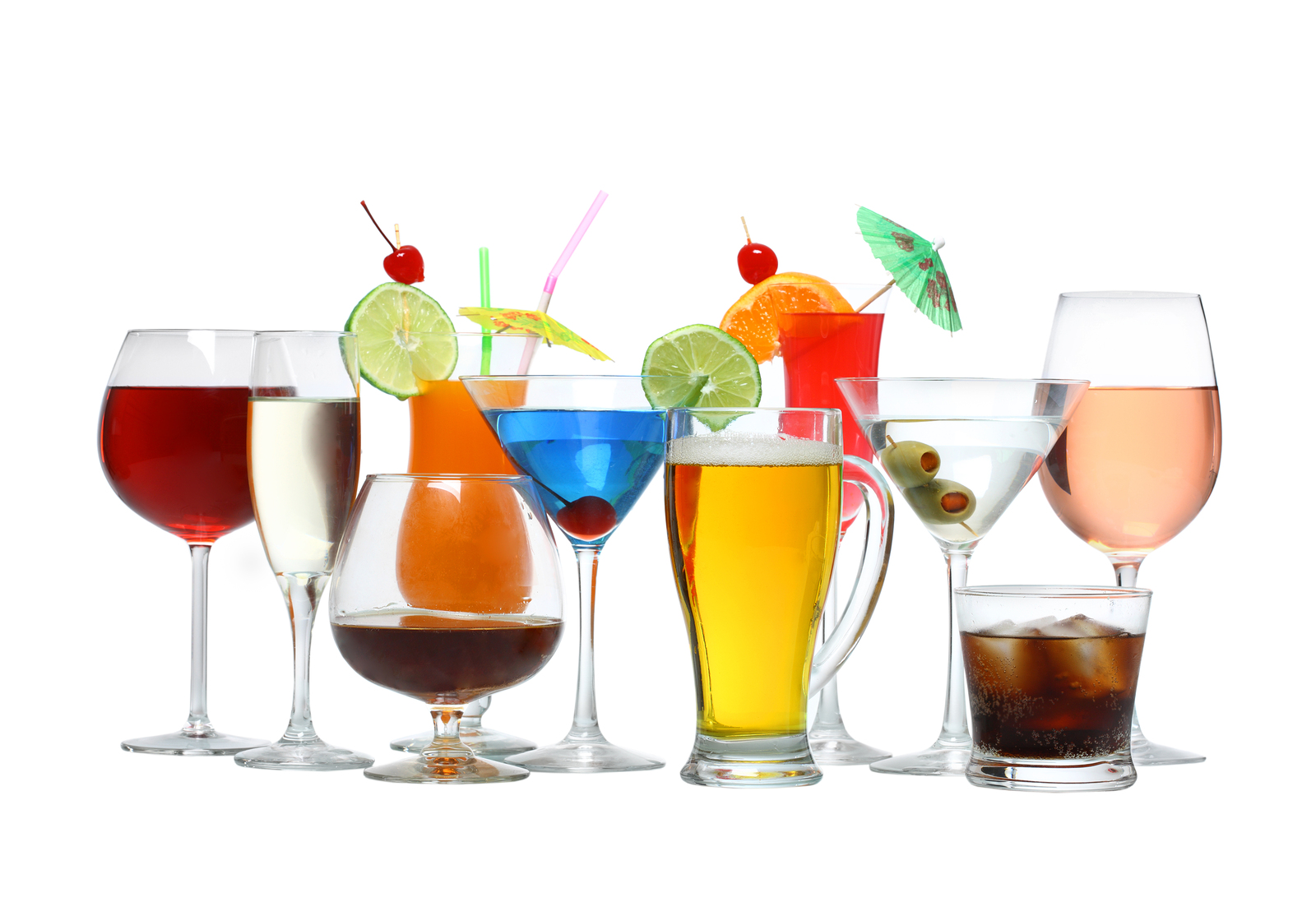 Your holiday alcohol survival guide the lowdown on for Good alcoholic mixed drinks