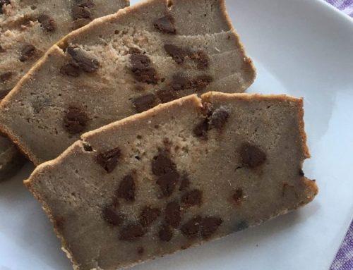 Cassava Flour Chocolate Chip Banana Bread