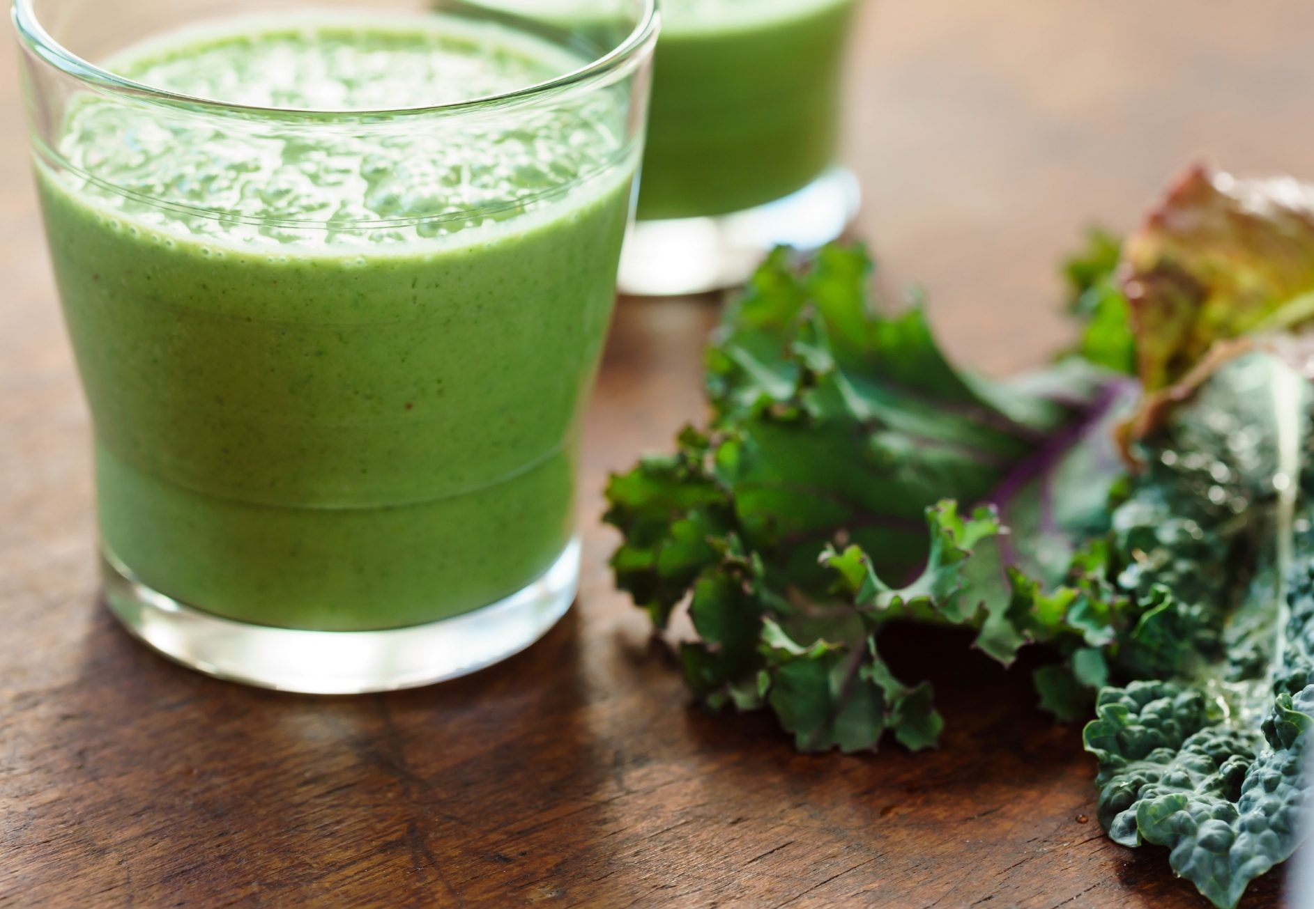 The Most Delicious Green Smoothie EVER