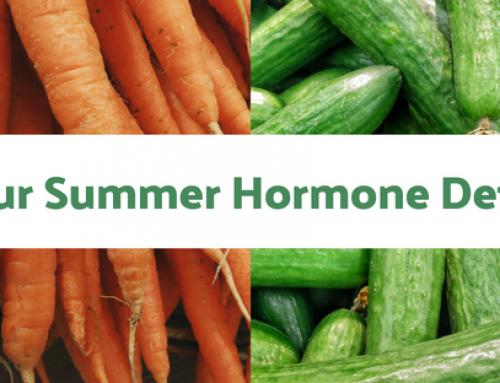 Podcast Episode 14 – Your Summer Hormone Detox