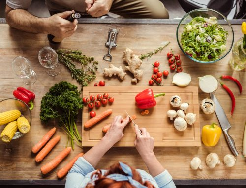 Podcast Episode 35: Meal Prep Mastery – Simple Strategies to OWN The Kitchen & Your Health
