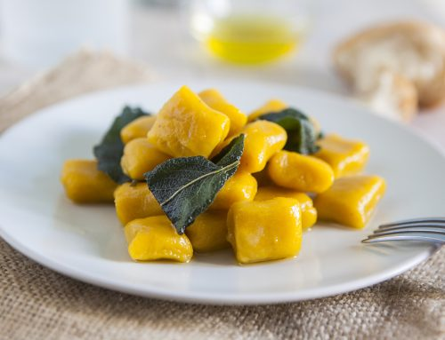 Gluten Free Gnocchi with Brown Butter and Sage