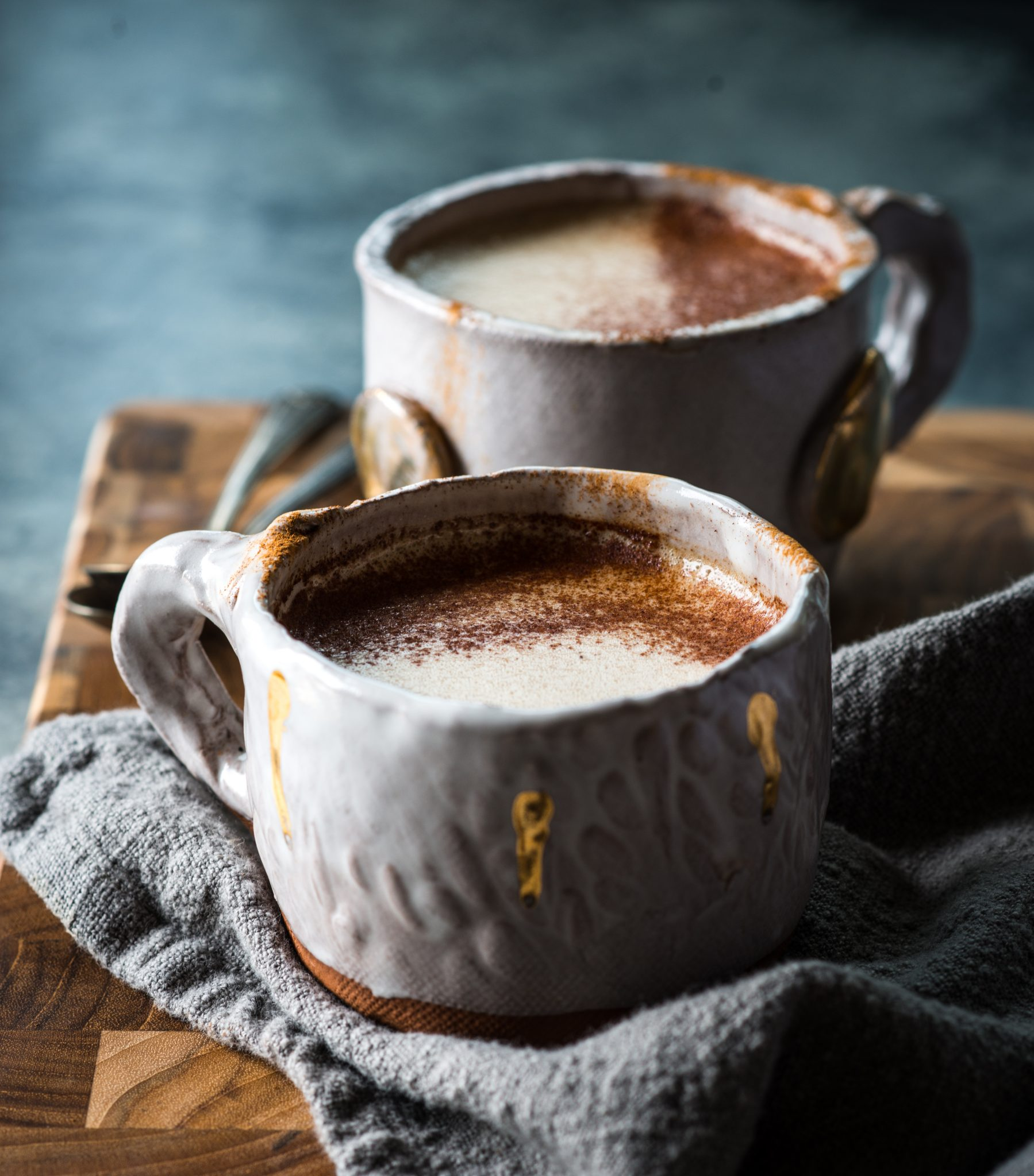 Sneak Peak Recipe: Coconut Collagen Coffee