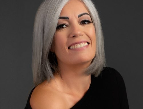 Podcast Episode 111: Embracing Your Grey Hair + Hair Care Toxins
