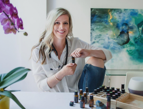 Podcast Episode 110: Reclaiming Power Over Your Health + Thought Work + Epigenetics and Essential Oils