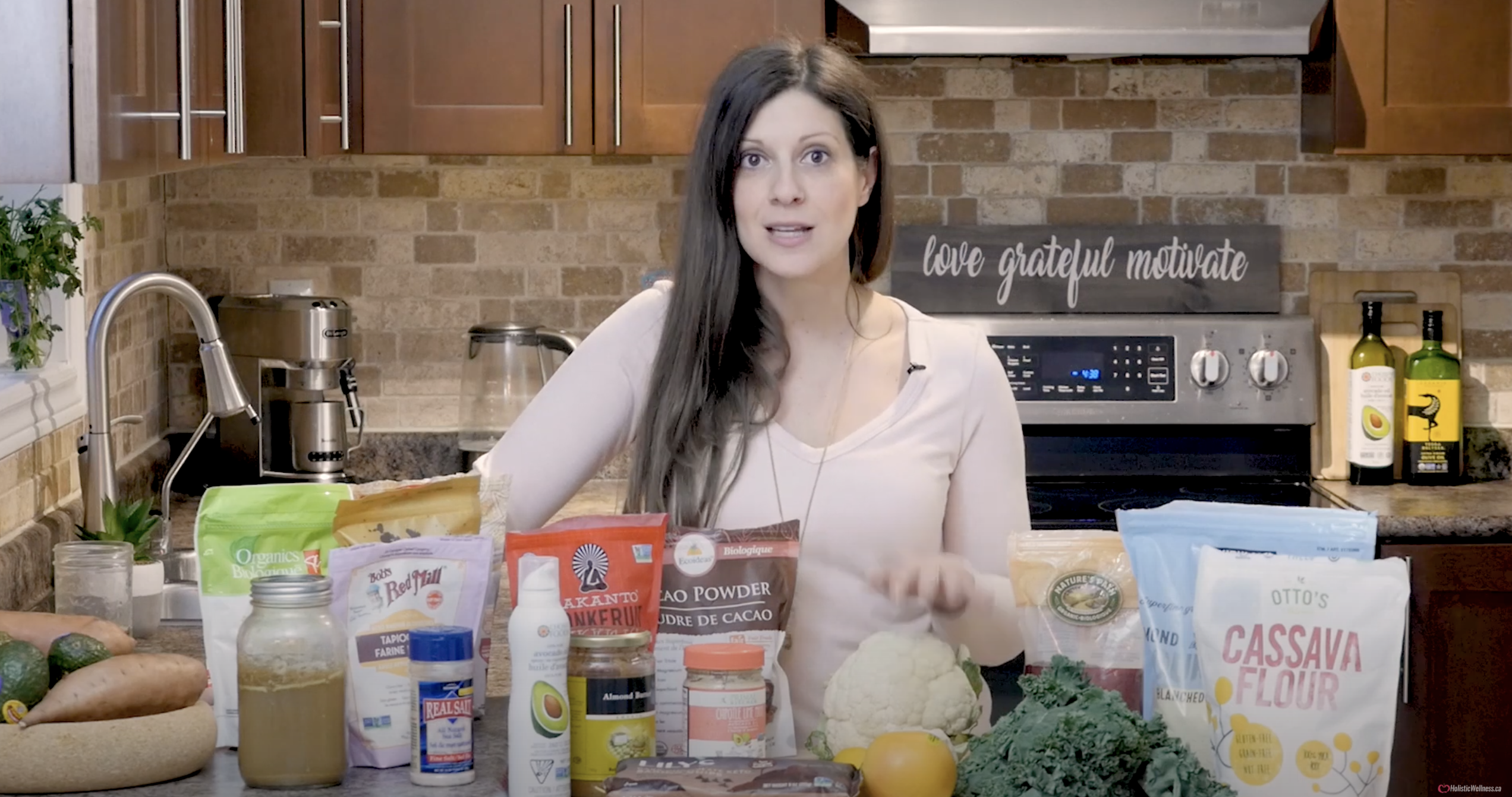 Pantry & Baking Essentials for Grain-Free + Gluten Free Cooking