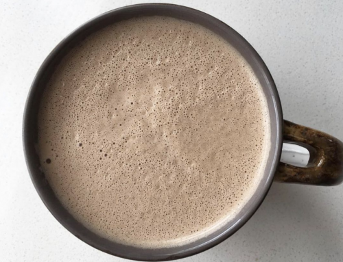 Bulletproof Hot Chocolate (Low Sugar, High Healthy Fat)